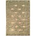 <strong>Tibetan Symmetry Sage/Oyster Rug</strong> by Safavieh