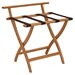 Wall Saver Luggage Rack by Wooden Mallet