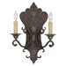 Southerby 2 Light Wall Sconce