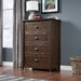 <strong>County Line 4 Drawer Chest</strong> by Sauder