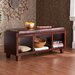 Remmington Wood Storage Bench