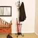 <strong>Wildon Home ®</strong> Iron Coat Rack with Umbrella Stand