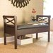 Warrenton Entryway Storage Bench