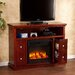 "Faulkner 48"" TV Stand with Electric Fireplace"