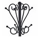 Wildon Home ® Ashworth Coat Rack with Umbrella Stand