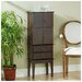 Ramada Jewelry Armoire with Mirror