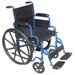"<strong>Streak 18"" Standard Wheelchair</strong> by Drive Medical"
