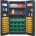"72"" H x 36"" W x 24"" D All-Welded Storage Cabinet by Quantum Storage"