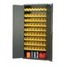 Pick Rack Storage Cabinet with Economy Shelf Bins