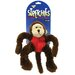 Monkey Stretchies Dog Toy