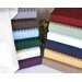 <strong>Simple Luxury</strong> 400 Thread Count Egyptian Cotton Stripe Sheet Set