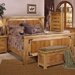 <strong>Lodge 100 Panel Bed</strong> by Artisan Home Furniture