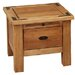 Artisan Home Furniture Lodge End Table