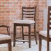 "<strong>Tribecca 25"" Bar Stool with Cushion (Set of 2)</strong> by American Drew"