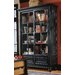 "Camden 80"" H Bookcase in Black"