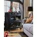 American Drew Camden Bookcase / Bar