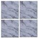 Tuftop Marble Design Coasters