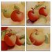 <strong>McGowan</strong> Tuftop Apples Coasters (Set of 4)