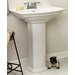 <strong>Washington 460 Pedestal Bathroom Sink</strong> by Barclay