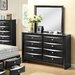 <strong>Linda 8 Drawer Dresser</strong> by Global Furniture USA
