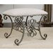 <strong>Uttermost</strong> Yvanna Metal Bench