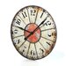 "<strong>Oversized 29"" Ellsworth Wall Clock</strong> by Uttermost"