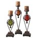 <strong>Uttermost</strong> Kalika Candlesticks (Set of 3)
