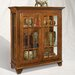 <strong>ColorTime Barlow Curio Cabinet</strong> by Philip Reinisch Co.