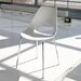 <strong>Shark Side Chair (Set of 2)</strong> by Bontempi Casa