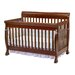 Kalani 4-in-1 Convertible Crib with Toddler Bed Conversion Kit