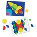 <strong>Magnetic Pattern Block Activity Set</strong> by Learning Resources
