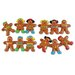 <strong>Learning Resources</strong> Smart Snacks 12 Piece Gingerbread Sort and Snap Set