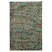 <strong>Elegance Forest Blue Rug</strong> by Linon Rugs