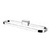 "BloQ 12.4"" Wall Mounted Towel Ring in Chrome"