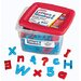 Educational Insights AlphaMagnets and MathMagnets Super Set-Color Coded
