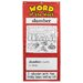 Word - of - The - Week Chart Set Grades 3 - 4