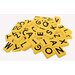<strong>Uppercase Magnetic Teaching Tiles</strong> by Educational Insights