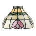 "Mix-N-Match 5.5"" Lotus Design Glass Shade"