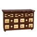 <strong>Fireside Lodge</strong> Adirondack 7 Drawer Dresser