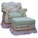 <strong>English Bouquet Adult Empire Glider Rocker</strong> by Angel Song