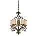 Montecito 5 Light Chandelier
