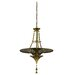 Corbett Lighting Nirvana 1 Light Pendant
