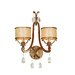 <strong>Roma 2 Light Wall Sconce</strong> by Corbett Lighting