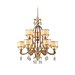 Corbett Lighting Roma 9 Light Chandelier