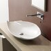 <strong>Kong Above Counter Single Hole Bathroom Sink</strong> by Scarabeo by Nameeks