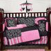 <strong>Madison Crib Bedding Collection</strong> by Sweet Jojo Designs