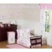 Ballerina 5 Piece Toddler Bedding Collection