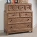 Ventura 6 Drawer Media Chest