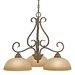 Riverton 3 Light Nook Chandelier