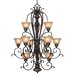 Jefferson 12 Light Chandelier